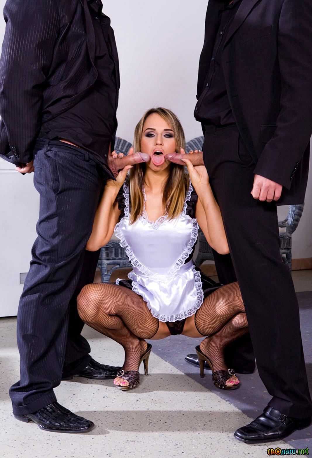Прекрасная домработница порно онлайн 25 фотография